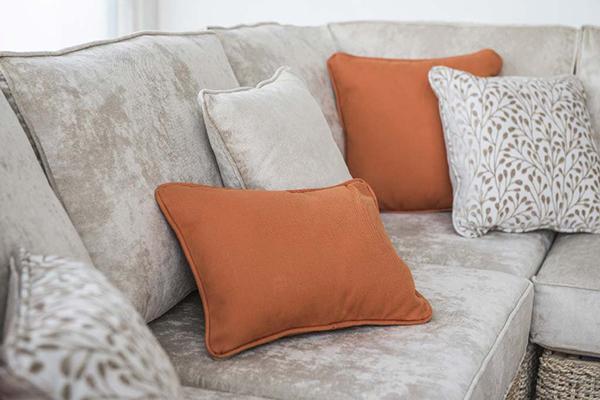 Daro Soft Furnishings scatter cushion manufacturing
