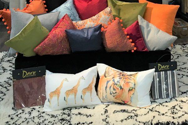 Daro Soft Furnishings Colourful Cushions