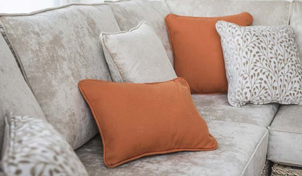 Daro Soft Furnishings scatter cushion manufacturing