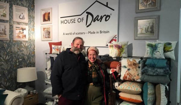 Escape to the chateau visit Daro Soft Furnishings